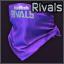 Twitch Rivals 2020 半面巾