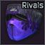 Twitch Rivals 2020 面罩
