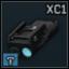 SureFire XC1 tactical flashlight