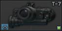 Termovize T-7 s montáží pro noční vidění