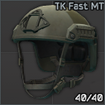 Tac-Kek Fast MT 头盔(不防弹的复制品)