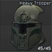 Máscara Tac-Kek Heavy Trooper