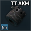 Adaptador Taktika Tula para AK y AKM