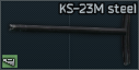 Wired stock for KS-23M