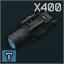 Surefire X400 Ultra tactical flashlight